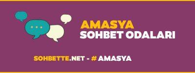 amasya sohbet